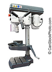 drilling machine - The image of drilling machine