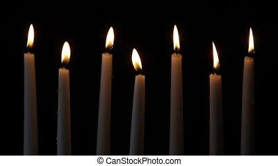 Seven Candles Loop