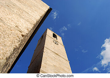 The church of Olbia - Sardinia - Italy - 493