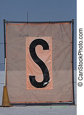 Début, drapeau, Bonneville, sel, Appartements