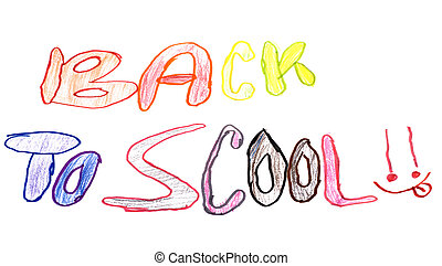 Back To Scool