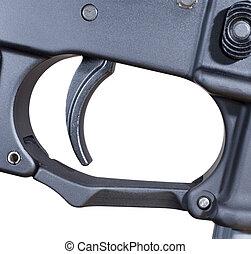 Assault rifle trigger