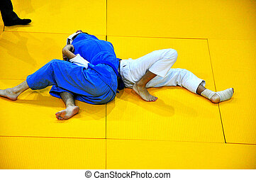 Judo competitions - Competitions on Judo among Juniors
