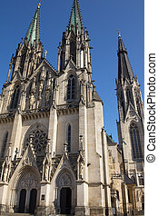 Saint Wenceslas Cathedral (Olomouc, Czech Republic) - Saint...