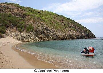 Guadeloupe - Beach of Guadeloupe