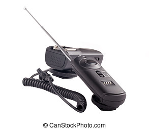 Radio Controlled Shutter Release - Photo of a radio...