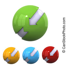 3D spherical designs
