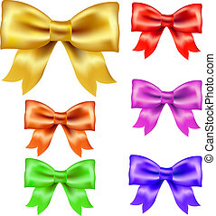 Big Set Color Bow
