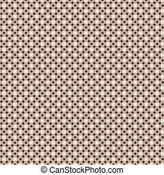 Seamless geometric stars pattern - Seamless vector geometric...