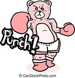 Punch rebel