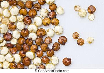 Quinoa - healthy food. Not a grain. - Not a grain. Ancient,...
