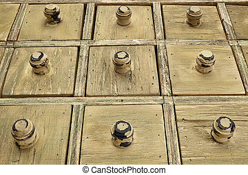 rustic drawer cabinet