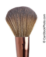 Powder brush for make-up