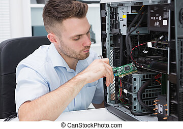 It professional fixing computer problem - Young it...