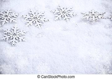 feriado, Inverno, fundo