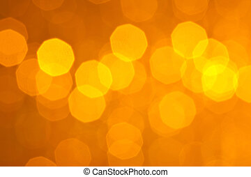 Lichter, Abstrakt, Weihnachten, hintergrund