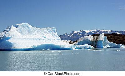 NP Los Glaciares, Argentina - NP Los Glaciares, Patagonia,...