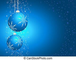 christmas background - Decorative Christmas background