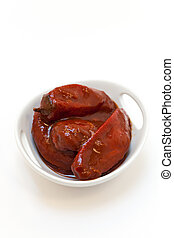 Chipotle peppers - Chipotle Smoked Mexican peppers