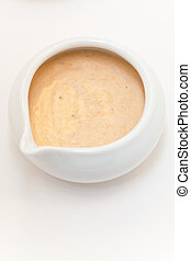 Chipotle Ranch Dressing  - Homemade Chipotle Ranch dressing