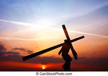 a, crucificação