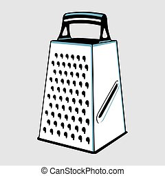 Grater Clipart and Stock Illustrations. 8,328 Grater ...