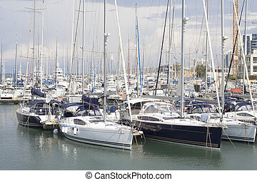 Herzliya Yacht Club - The Herzliya Yacht Club