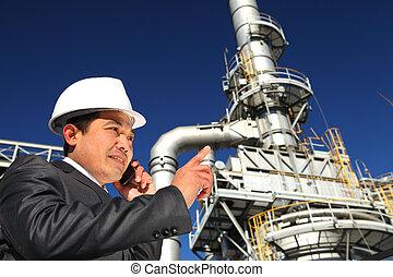 chemical contractor activities - industrial engineer...