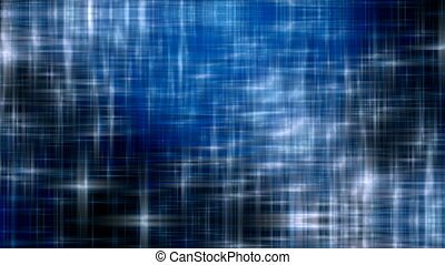 Rippling starry background - Abstract rippling starry...