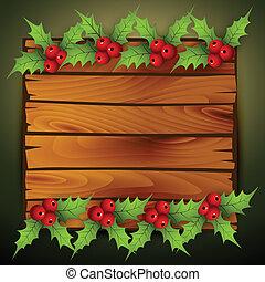 christmas card  - vector christmas card