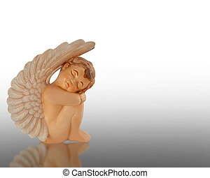 Cherub Angel - Image and illustration composition of Cupid...