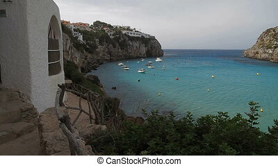 Cove three - Cove in Menorca