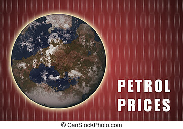 Petrol Prices Increasing Rapidly on a Global Scale