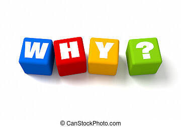 Why Colored - Why colored cubes Part of a series