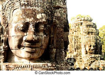 Angkor\\\'s Ancient Kings, - An ancient series of Hindu and...