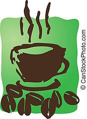 bohnenkaffee, Bohnen