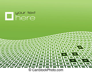 Abstract presentation background