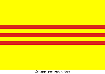 south vietnam flag - very big size south vietnam people...