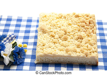 Crumble Cake for Coffee