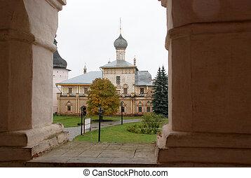 Rostov Kremlin. - The state Museum-reserve ?Rostov Kremlin?