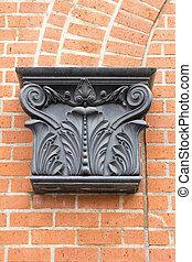 Renaissance Architectural Detail - Renaissance Roman...