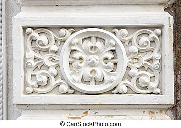Renaissance Wall Architectural Detail - Renaissance...
