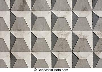 Textured, Concreto, losa