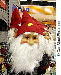 Red christmas gnome - Sale the toys of christmas gnome in...