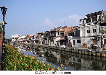 río,  Melaka