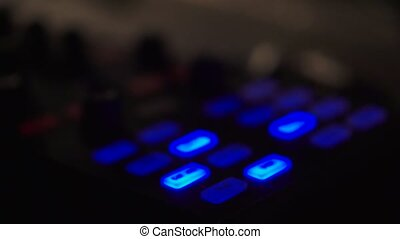 DJ Mixer 001