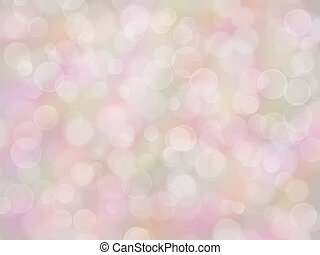 Pastel rainbow background with boke effect - Abstract pastel...
