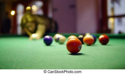 HD - Pool game