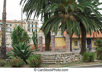 The city of San Remo, Italy - San Remo only Landscape...