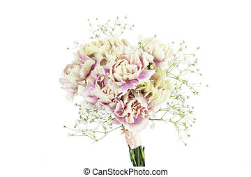 easter flower bouquet - A cropped image of an easter flower...